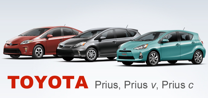 differences toyota prius prius c prius v for sale in eau claire dealer. Black Bedroom Furniture Sets. Home Design Ideas