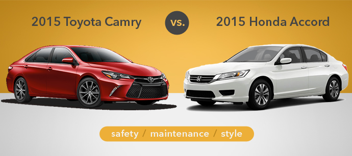 2015 toyota camry vs 2015 honda accord markquart toyota. Black Bedroom Furniture Sets. Home Design Ideas