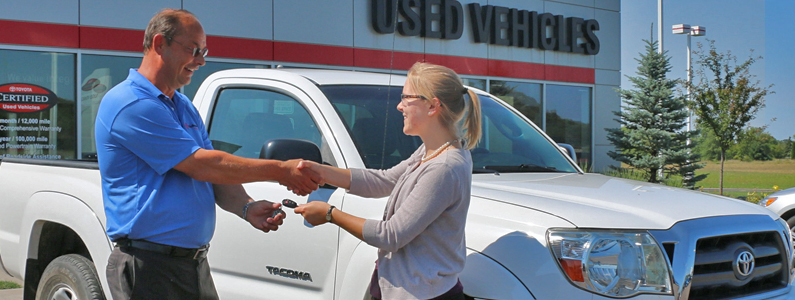 Used Car Dealer Near Eau Claire Wi Toyota Certified