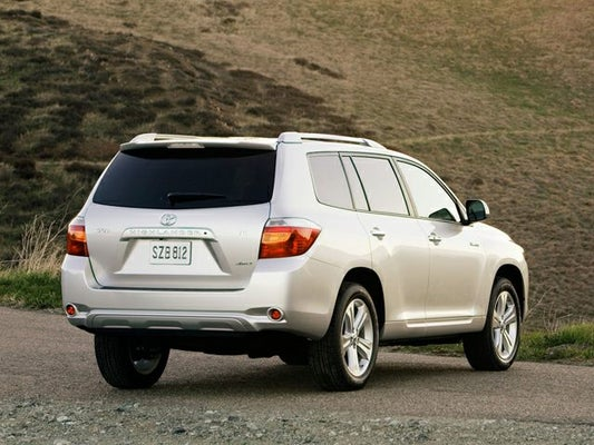 2010 Toyota Highlander Limited In Eau Claire Wi Markquart