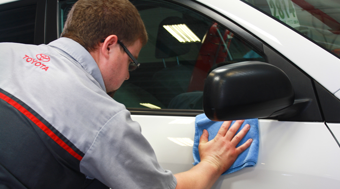 Discount Toyota Parts >> Full Service car wash and Auto Detailing Eau Claire & Chippewa Falls | News