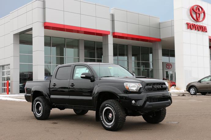 2015 Toyota Tacoma Trd Pro Dealer
