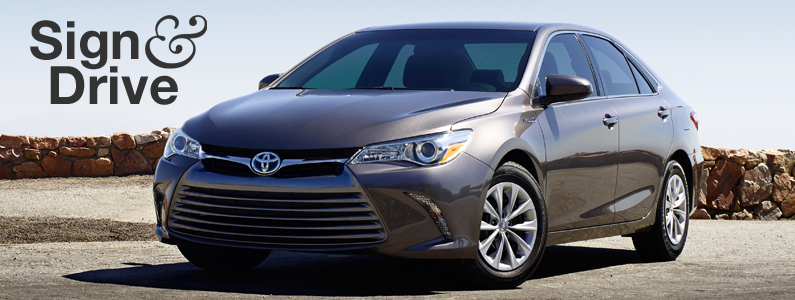 2016 Toyota Camry No Money Down Eau Claire