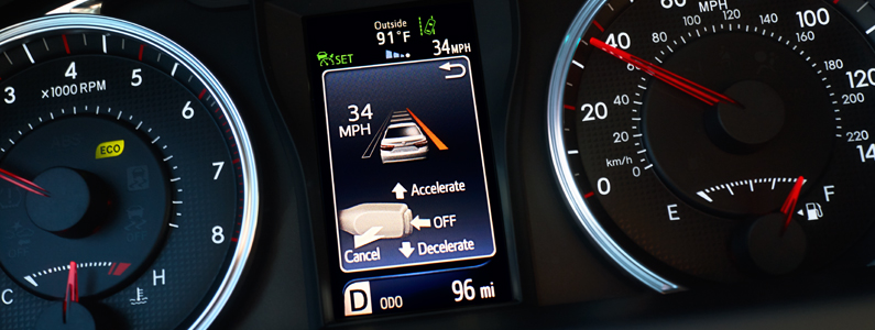 What Is Lane Departure Warning >> What Is Lane Departure Alert Markquart Toyota Near Eau