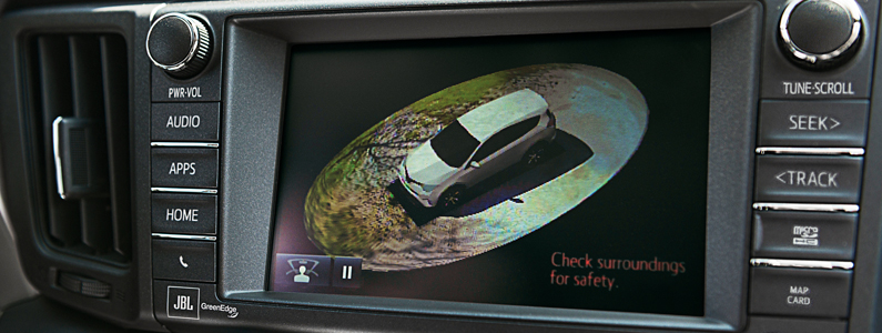 Rav4 Bird S Eye View Camera Markquart Toyota Near Eau
