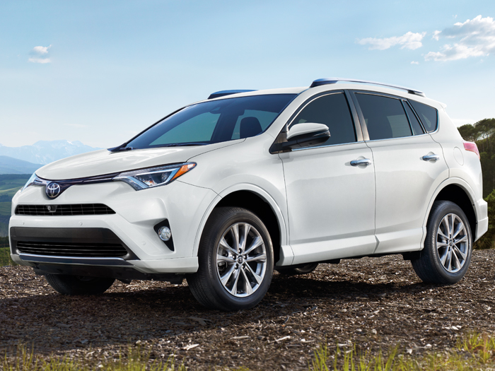 toyota crossovers suvs available in eau claire. Black Bedroom Furniture Sets. Home Design Ideas