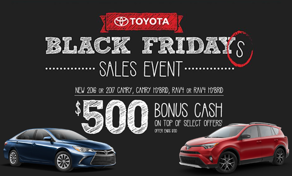Markquart Toyota Black Friday 2016 Dealer