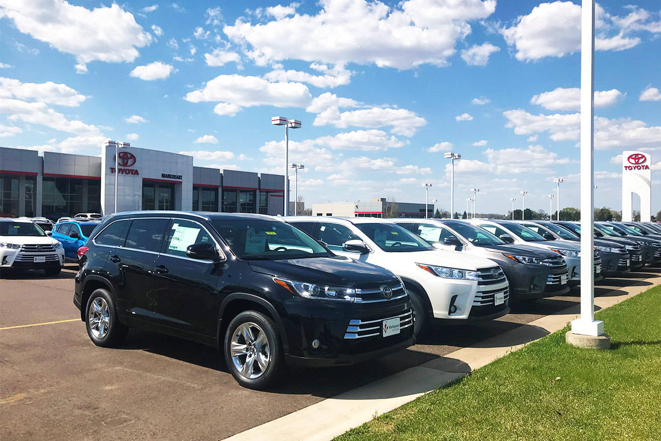 0 For 60 Months On 2018 Toyota Highlanders This Month At Markquart