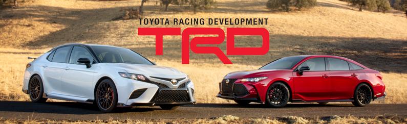 2020 Toyota Camry Trd Toyota Avalon Trd Markquart Toyota Products